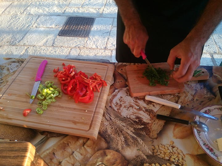 Greek Cooking Lessons by Kritsa Gastronomy Portaria Pelion Greece