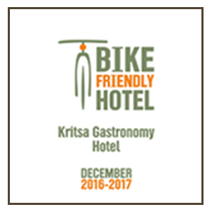 Member of Bikefriendly hotel